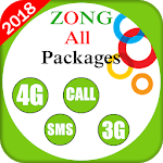 All Zong Packages Free 2018 icon
