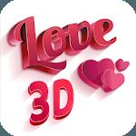 Love GIF 3D icon