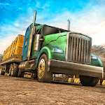 Offroad Truck Cargo Transport Driving icon