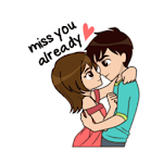 WAStickerApps - Love Stickers Pack for WhatsApp icon
