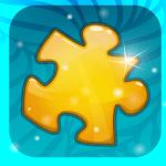 Jigsaw Gold Puzzlic icon