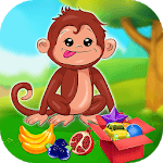 Monkey Preschool Adventures: Active Preschoolers icon