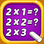 Multiplication Kids - Math Multiplication Tables icon
