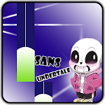 Piano Tap - Sans Undertales icon