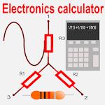 Electronics Calculator 2019🖩-Electronics Toolkit icon