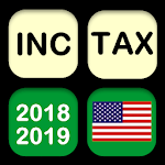 TaxMode: income tax calculator & planner for USA icon