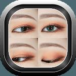 Popular Korean eye makeup icon