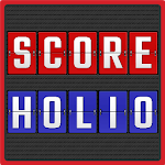 Scoreholio: Cornhole Brackets & Scoring icon