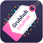 Free Meals Coupons for Grubhub icon