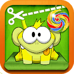 Frog Love Candy - Cut Rope APK icon