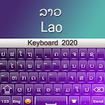 Lao Language Keyboard 2020 : Lao Keyboard icon