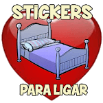 Stickers para Ligar icon