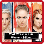 Wrestling WWE Quiz — Guess Wrestler Trivia — Women for pc icon