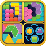 Shapes Puzzle for pc icon
