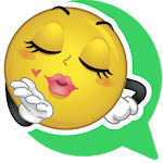 💚 WhatsLov: love stickers (WAStickerApps) icon