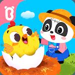 Baby Panda's Animal Farm icon