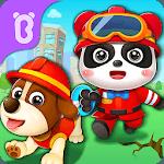 Little Panda's Earthquake Rescue icon