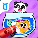 Baby Panda's Coloring Book icon