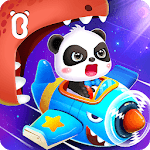 Baby Panda's Airplane icon
