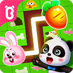 Little Panda's Pet Line Puzzle APK icon