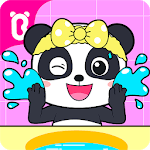 Baby Panda Care: Daily Habits icon