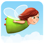 Fly Lia - A Game with a little fairy icon