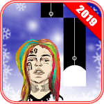 6IX9INE Piano Game icon