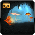 VR Cave Night Reality 2018 icon