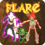 FlareX Empyrean Campaign RPGs +Mini Games (Online) icon