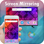 Screen Mirroring with All TV : ScreenCast APK icon