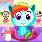 Baby Animal Care Pet Daycare icon