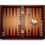 Backgammon - Offline Free Board Games icon