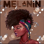 Melanin wallpapers: Girly, Cute, Girls icon