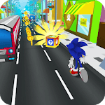 Subway Sonic Surf Dash icon