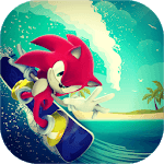 Escape Knuckles Sonic icon