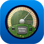 All Hidden - Spy Device Detector Free for pc icon