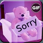 Sorry Gif icon