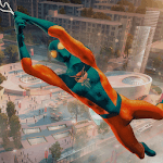 Superhero Spider Simulator icon