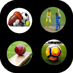 Live Sports Cricket & Football for pc icon