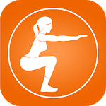 Lose weight in 7 days: Happy fitness plan icon