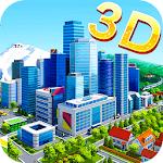 Merge Town 3D icon