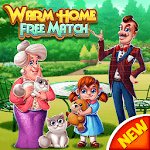 Warm Home Free Match for pc icon