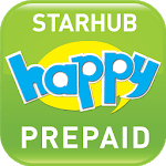 StarHub Prepaid App for pc icon