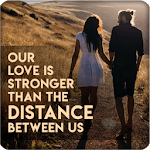 Long Distance Relationship Sayings icon