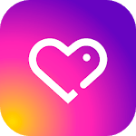 Likes for instagram icon