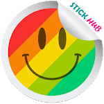 Stickers for WhatsApp - WAStickerApps icon