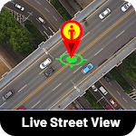 Street View Map: Global Street Panorama, Satellite for pc icon