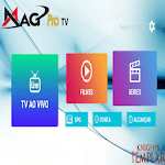 MAG PRO TV  LANCHER icon