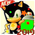 The adventure of black fox sonic's -subway icon