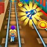 Subway Train Surfing Run icon
